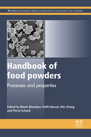 Handbook of Food Powders Processes And Properties