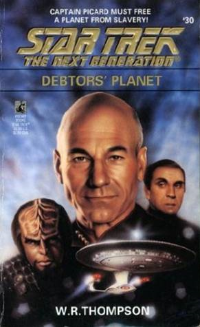 Book Cover: Star Trek: The Next Generation: Debtor's Planet