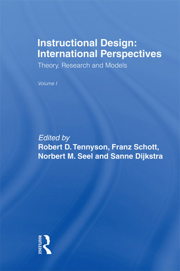 Instructional Design: International Perspectives I