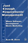 Just Enough Requirements Management:
