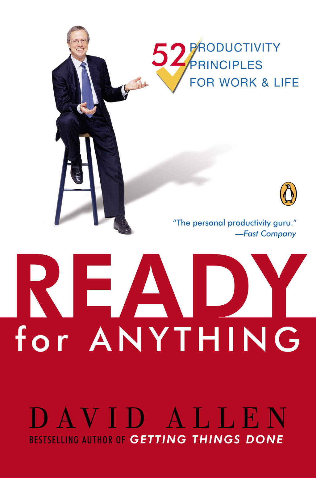 Ready for Anything By: David Allen