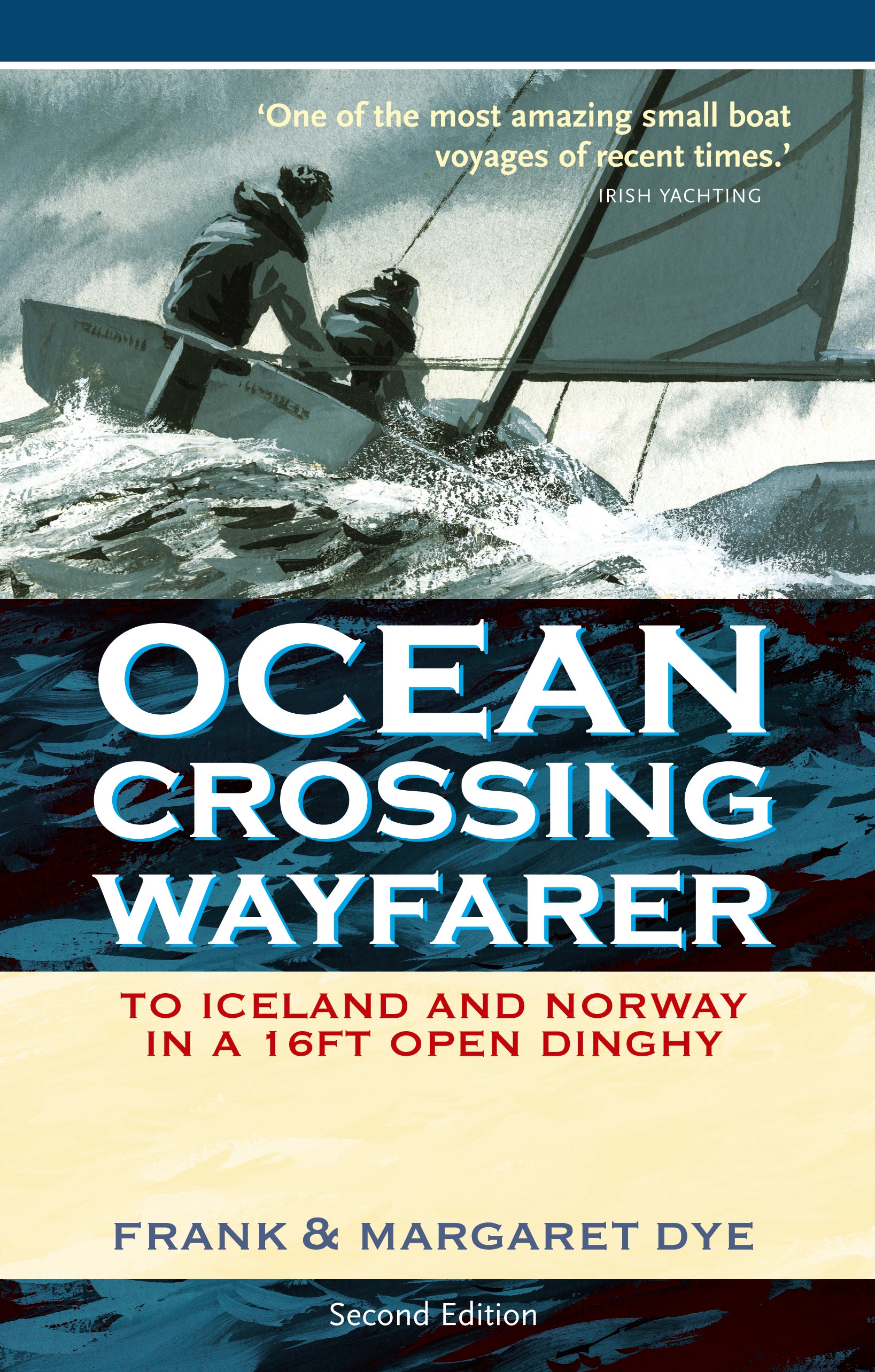 Ocean Crossing Wayfarer To Iceland and Norway in a 16ft Open Dinghy