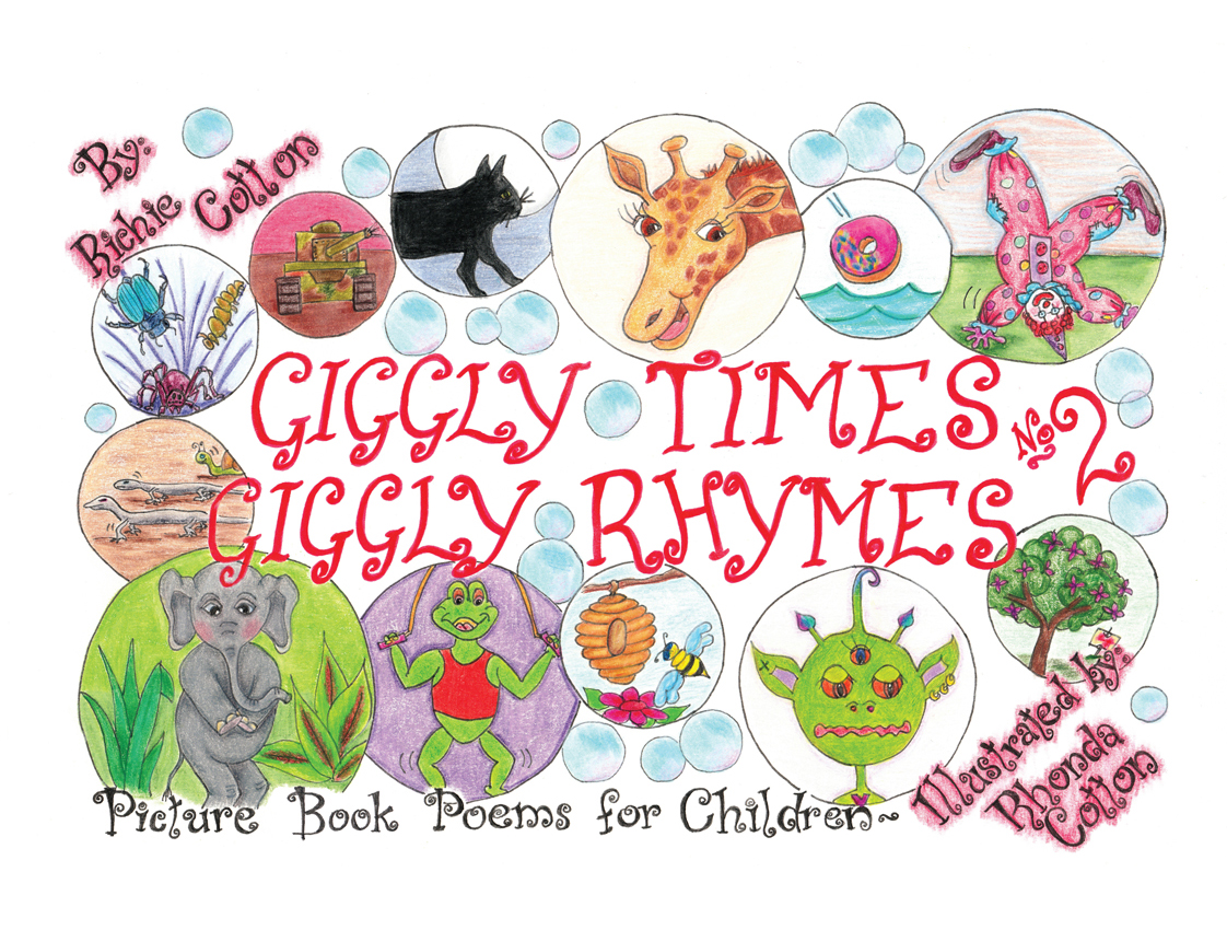 Giggly Times Giggly Rhymes No 2  Audio eBook By: Richie Cotton