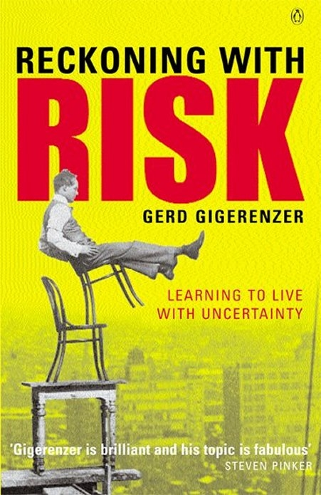 Reckoning with Risk Learning to Live with Uncertainty