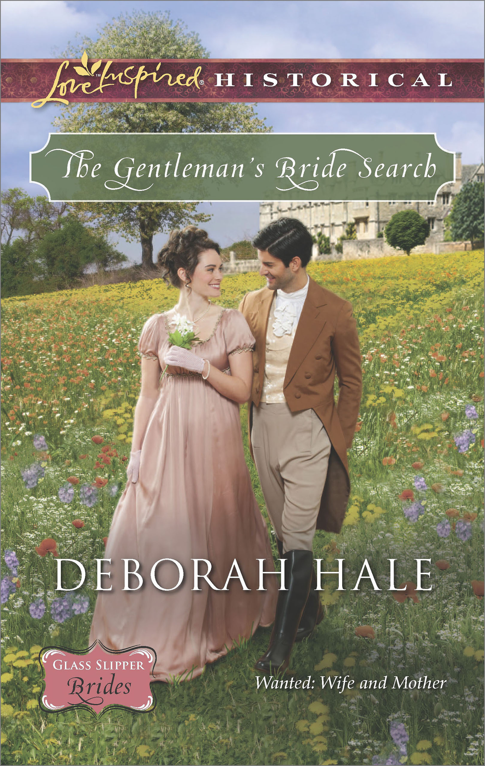 The Gentleman's Bride Search (Mills & Boon Love Inspired Historical) (Glass Slipper Brides - Book 5)