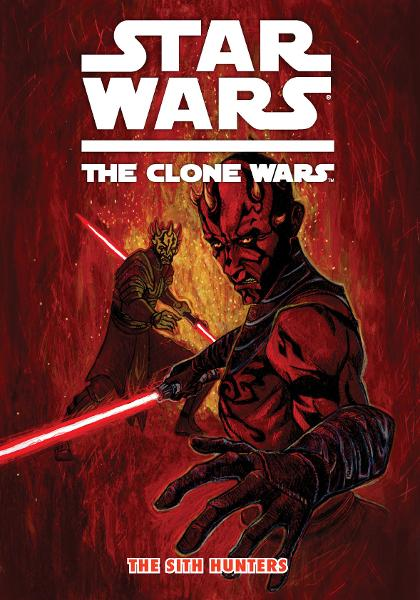 Star Wars: The Clone Wars -- The Sith Hunters