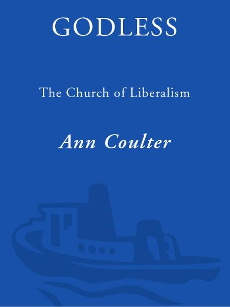 Godless By: Ann Coulter