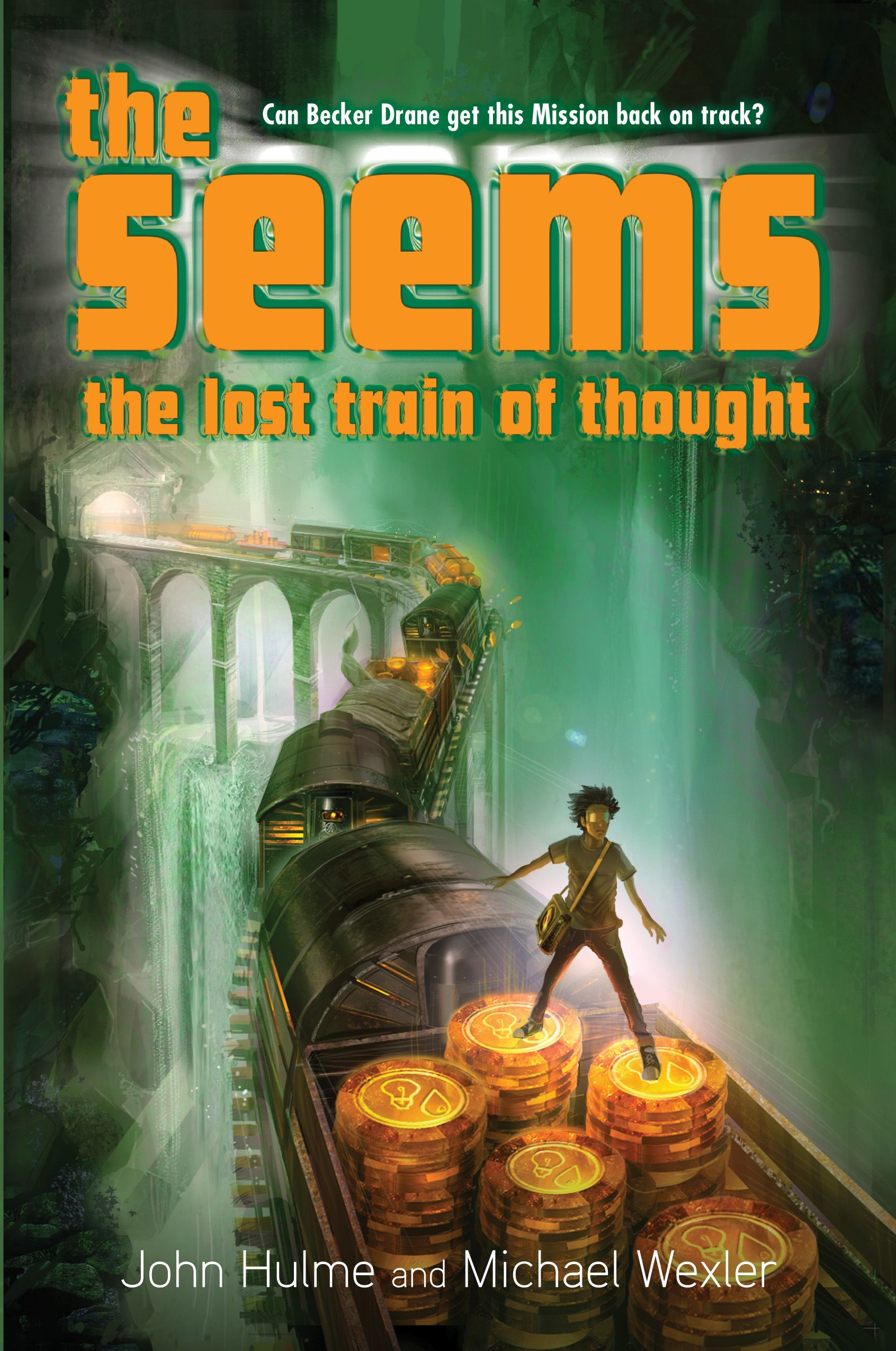 The Seems: The Lost Train of Thought By: John Hulme,Michael Wexler