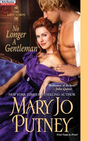 No Longer A Gentleman By: Mary Jo Putney