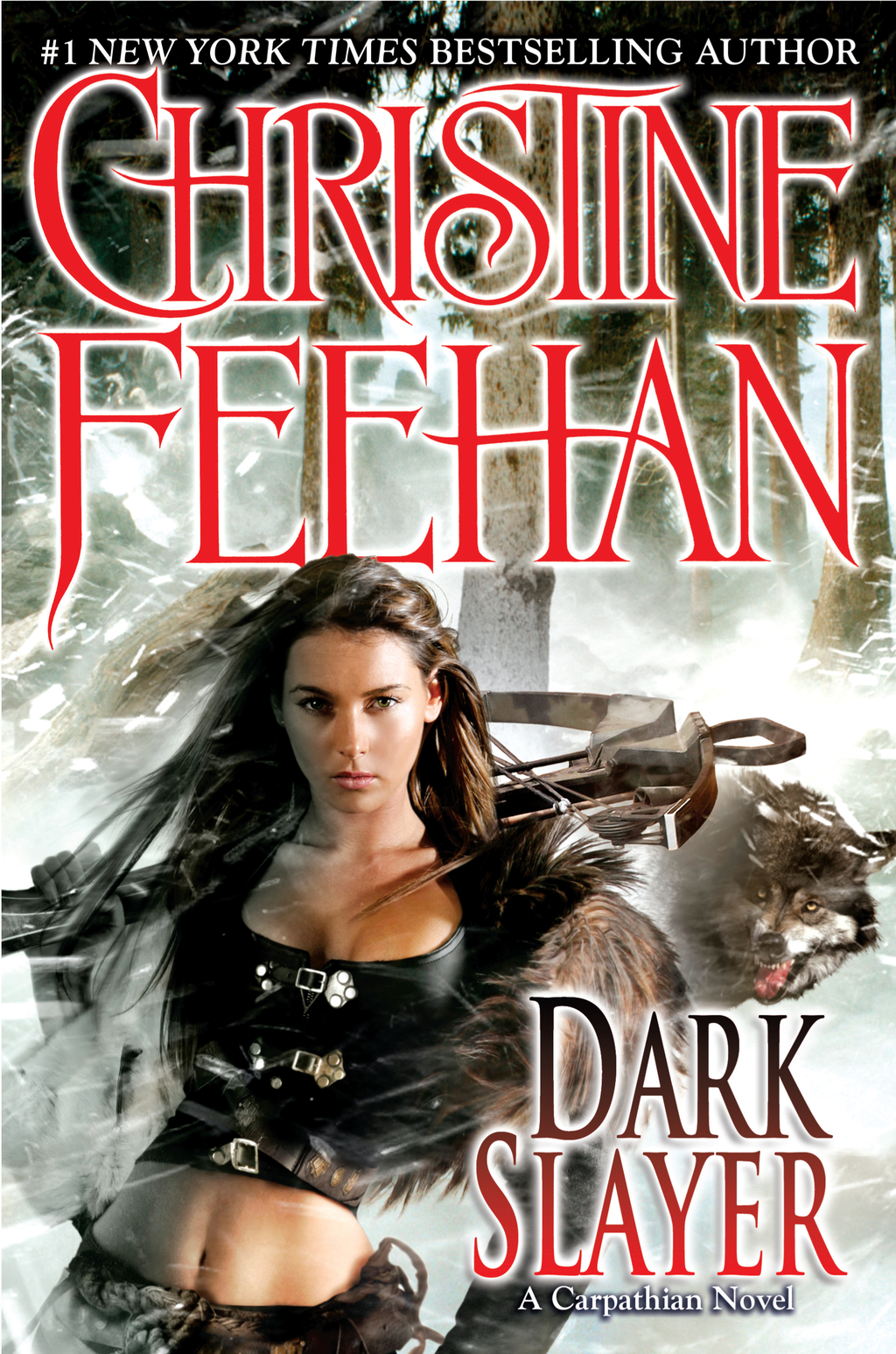 Dark Slayer By: Christine Feehan
