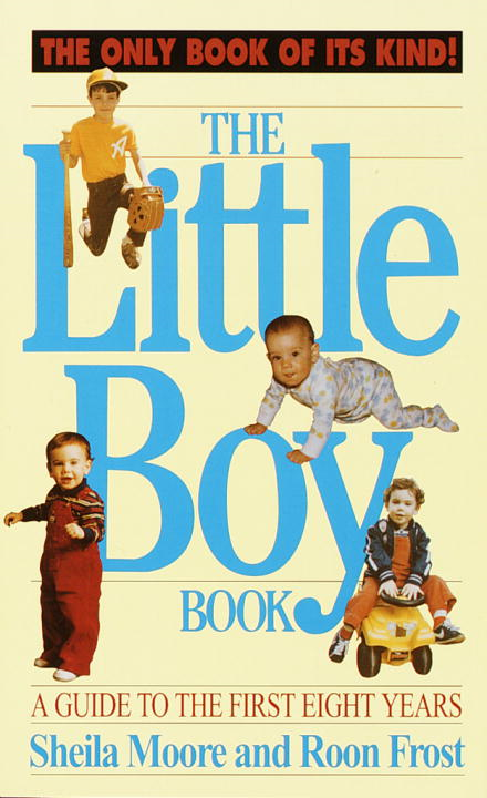 The Little Boy Book By: Sheila Moore