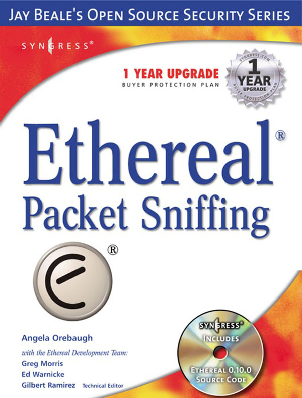 Ethereal Packet Sniffing