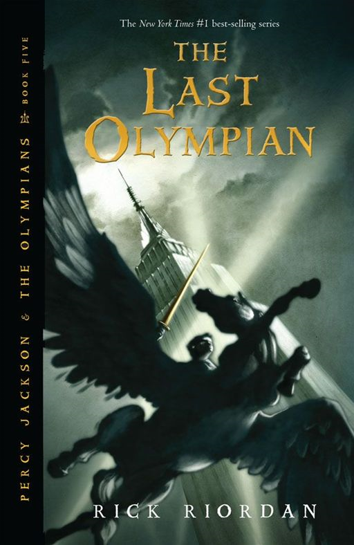 The Last Olympian By: Rick Riordan