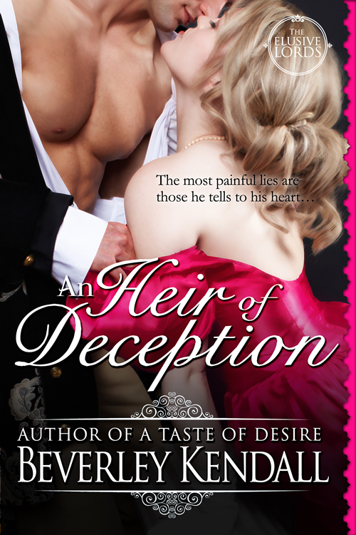 An Heir of Deception (The Elusive Lords, Book 3)