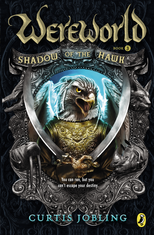 Shadow of the Hawk By: Curtis Jobling