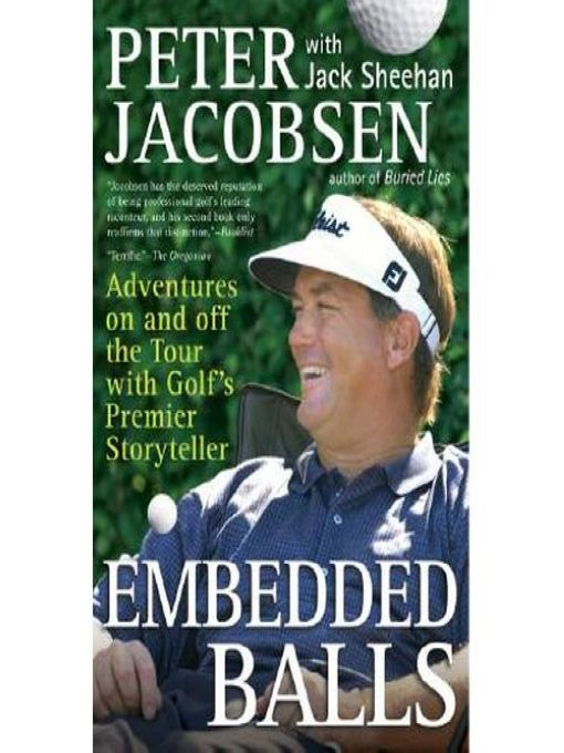 Embedded Balls By: Jack Sheehan,Peter Jacobsen