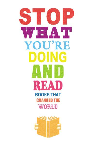 download stop what you're doing and read.books that changed the