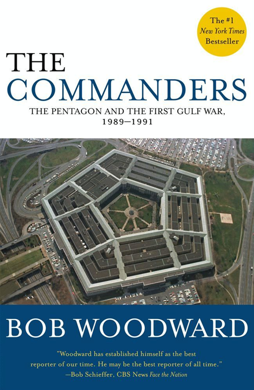 The Commanders By: Bob Woodward
