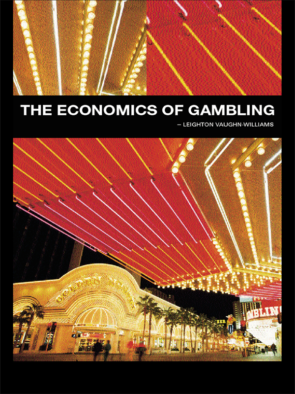 Economics of Gambling