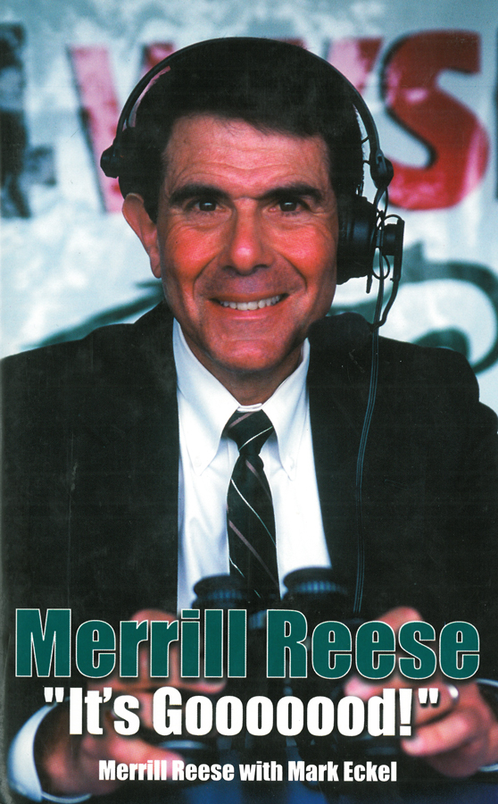 Merrill Reese: It's Gooooood!