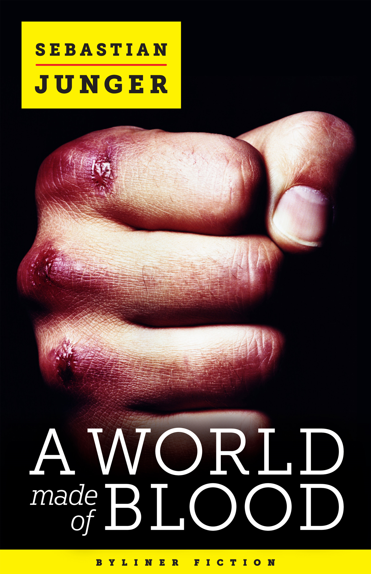 A World Made of Blood By: Sebastian Junger
