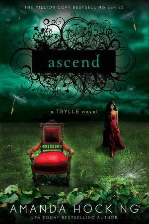 Ascend By: Amanda Hocking