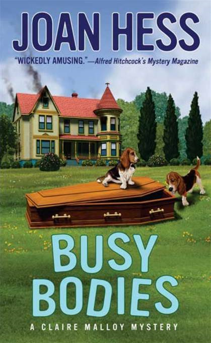Busy Bodies By: Joan Hess