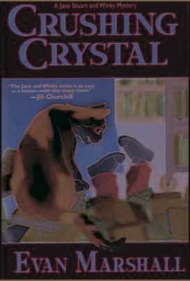 Crushing Crystal By: Evan Marshall