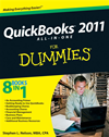Quickbooks 2011 All-In-One For Dummies: