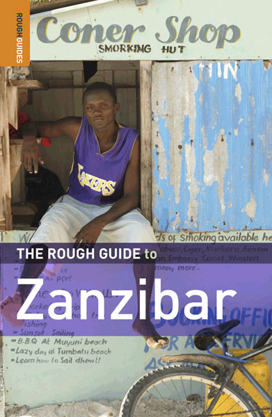 The Rough Guide to Zanzibar By: Jens Finke