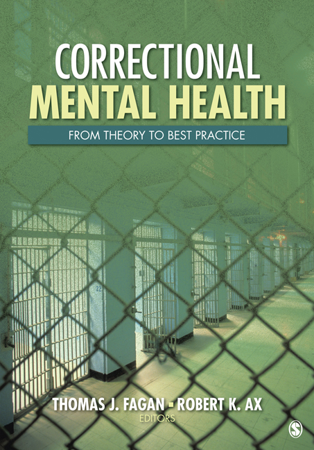 Correctional Mental Health By: