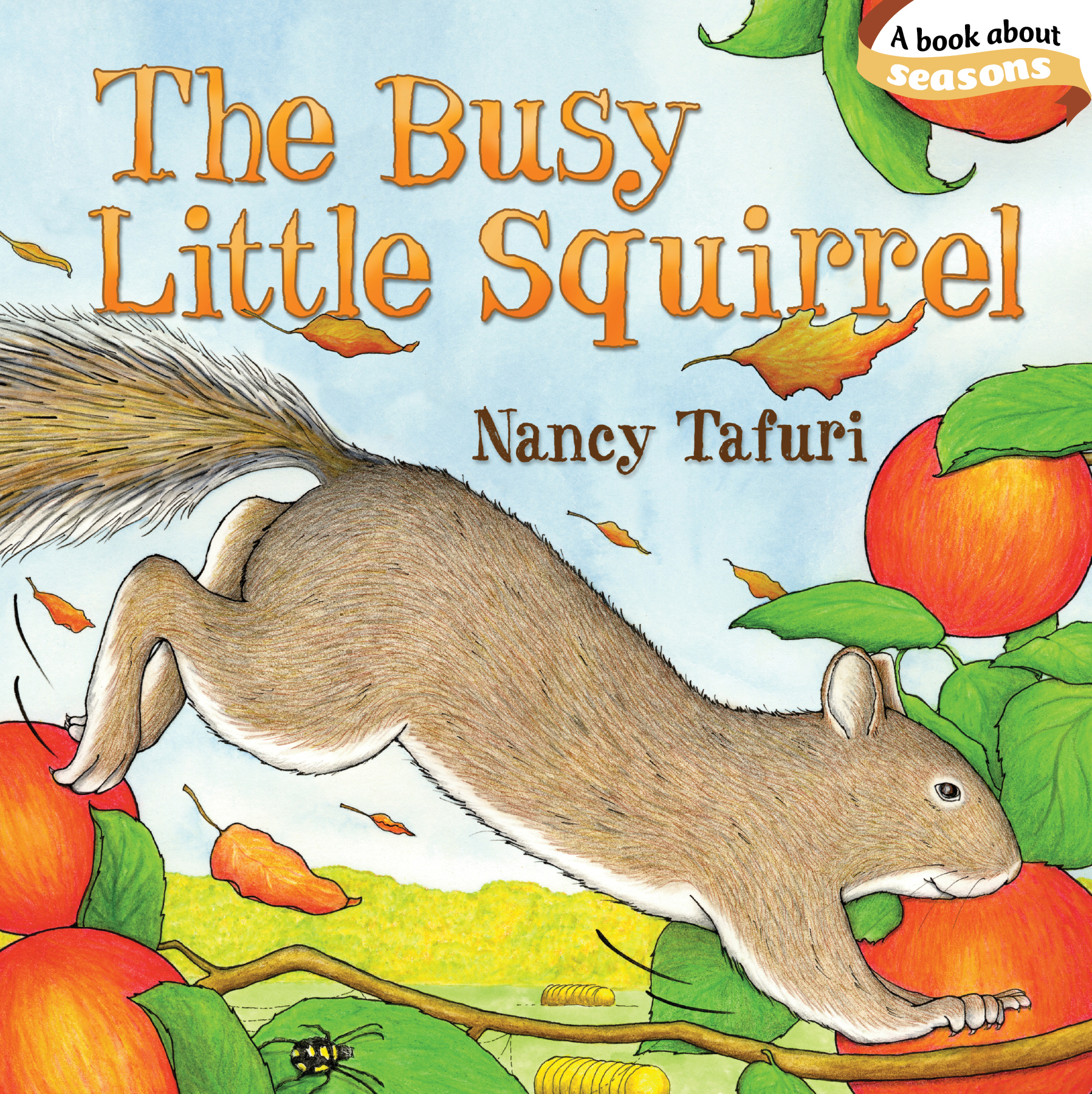 The Busy Little Squirrel By: Nancy Tafuri