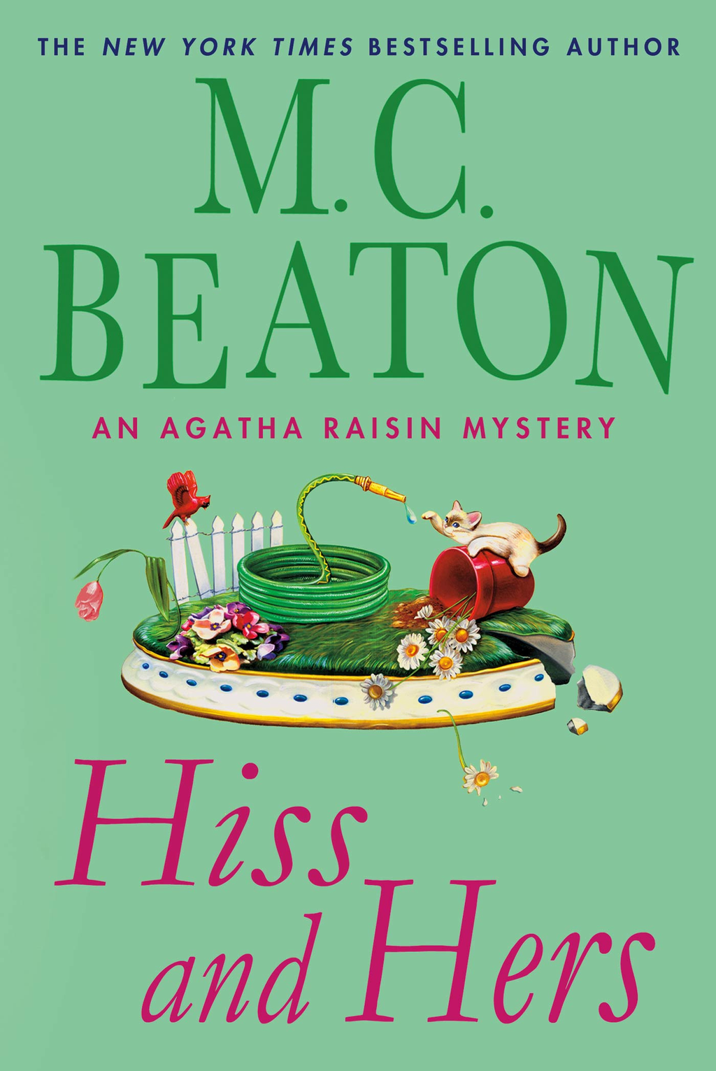 Hiss and Hers By: M. C. Beaton