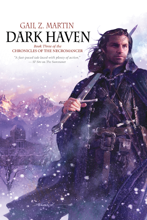 Dark Haven By: Gail Z. Martin