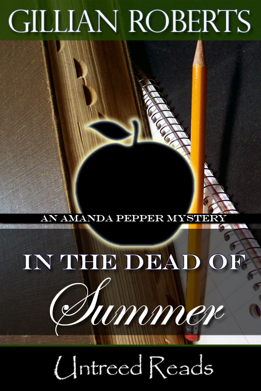 In the Dead of Summer (An Amanda Pepper Mystery #6)