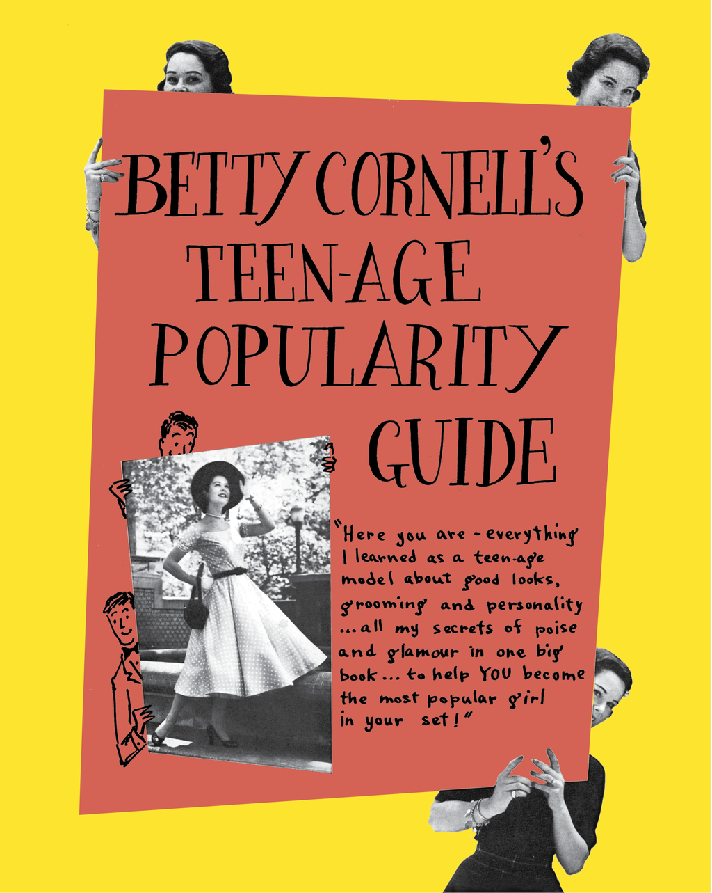 Betty Cornell Teen-Age Popularity Guide