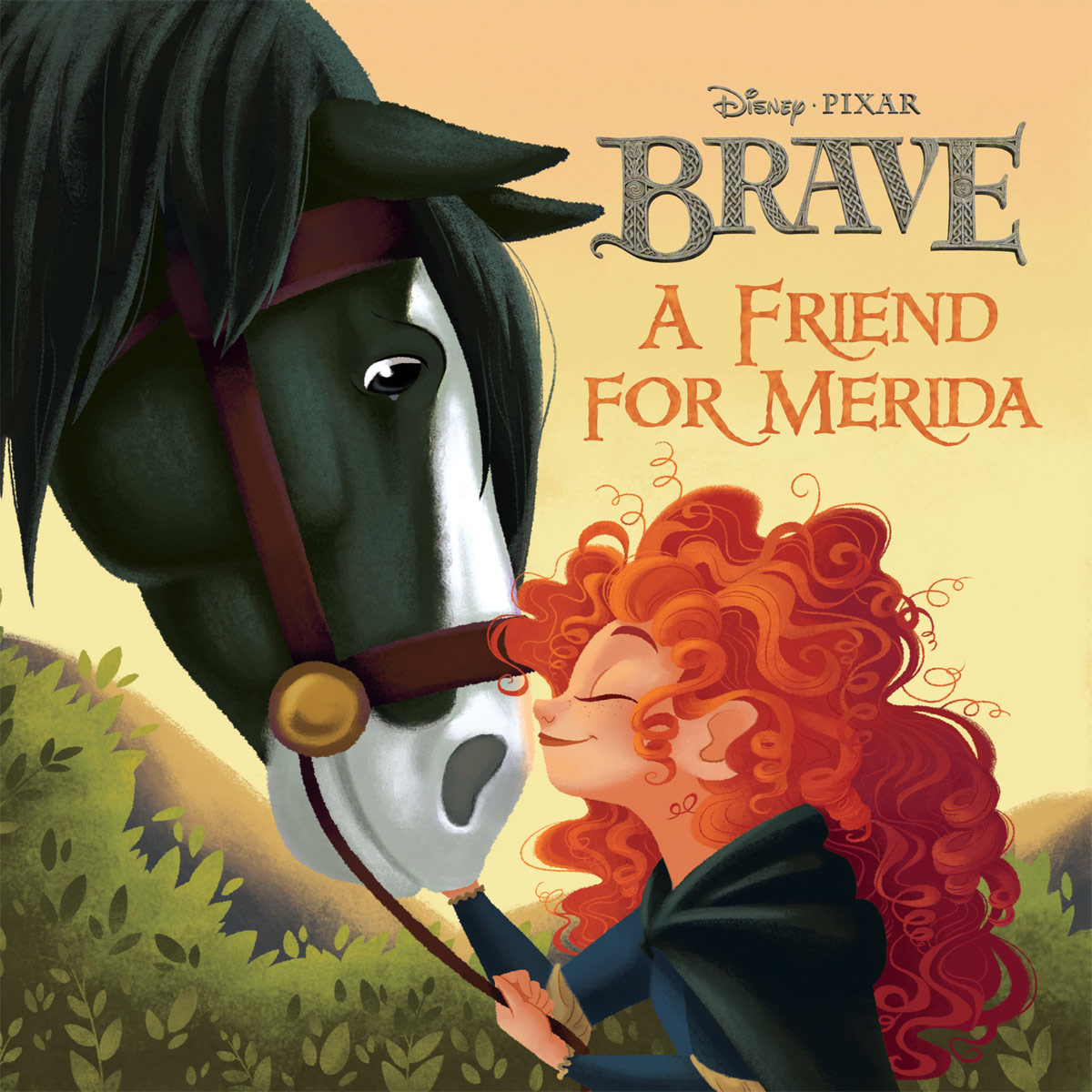 Brave:  A Friend for Merida By: Irene Trimble