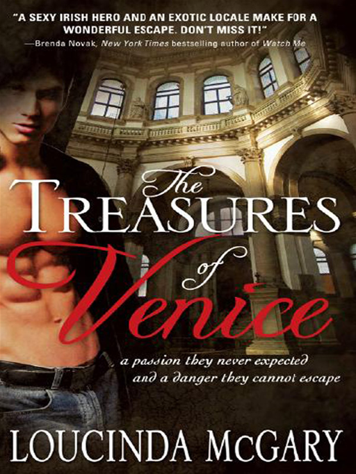 Treasures of Venice: A passion they never expected and a danger they cannot escape