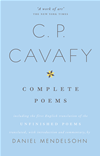 The Complete Poems Of C.P. Cavafy: