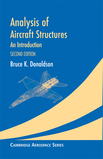 Analysis of Aircraft Structures An Introduction