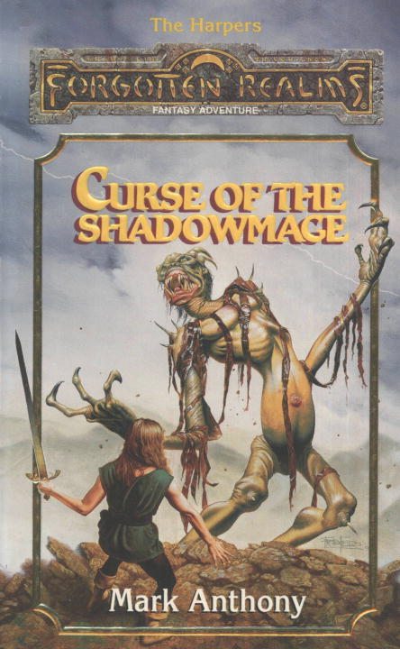 Curse of the Shadowmage By: Monte Cook