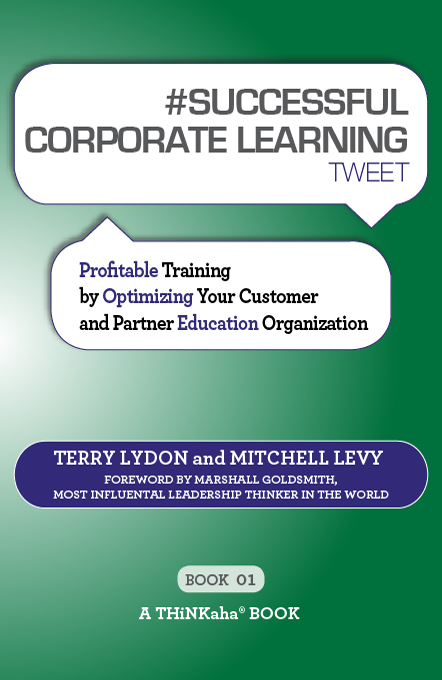 #SUCCESSFUL CORPORATE LEARNING tweet Book01