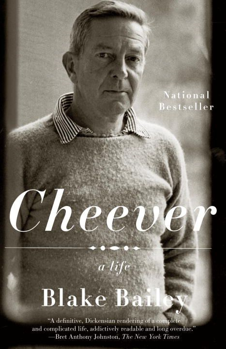 Cheever By: Blake Bailey