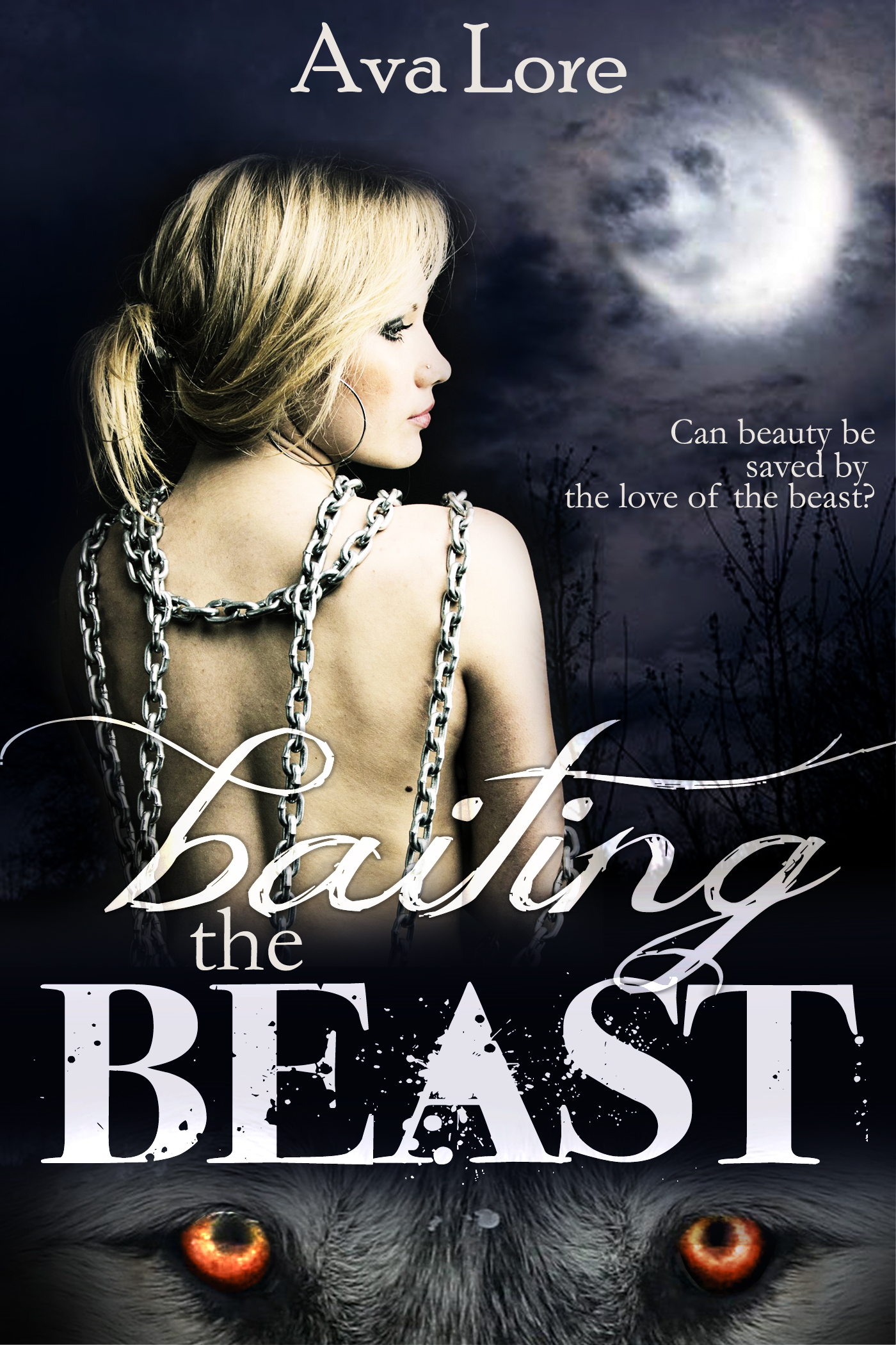 Baiting the Beast (Virgin Werewolf Beast Erotic Romance)
