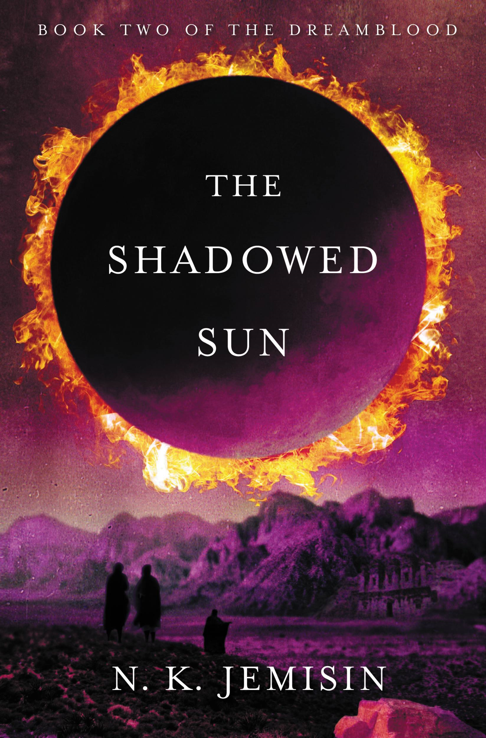 The Shadowed Sun By: N. K. Jemisin