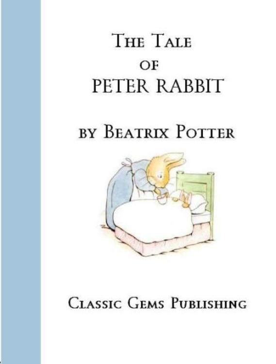 The Tale of Peter Rabbit (Picture Book Classic Enhanced for KOBO)