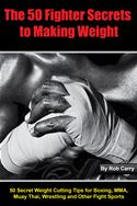 online magazine -  Fighter Secrets to Making Weight