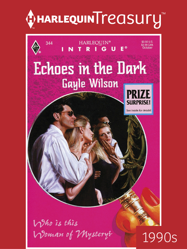 Echoes in the Dark By: Gayle Wilson