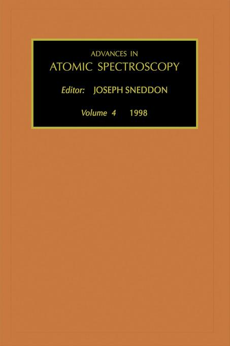 Advances in Atomic Spectroscopy, Volume 4