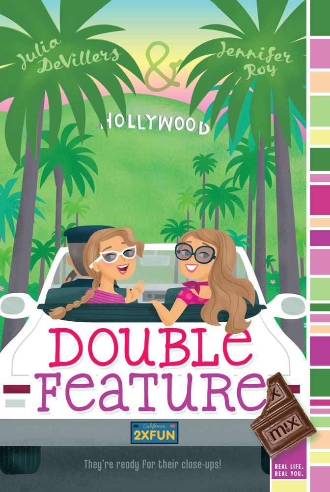 Double Feature By: Jennifer Roy,Julia DeVillers